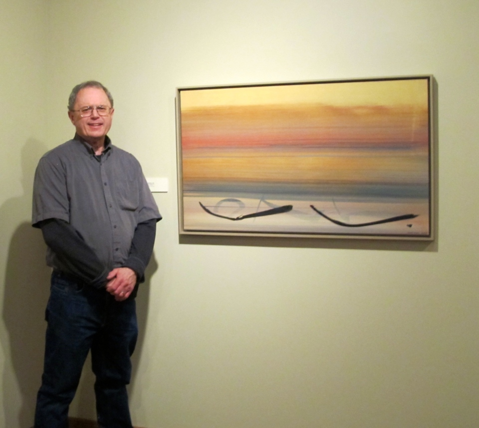 Swift Charm - by John King, Calligraphic Influences, Buhler Gallery, Feb 6-May 25, 2014