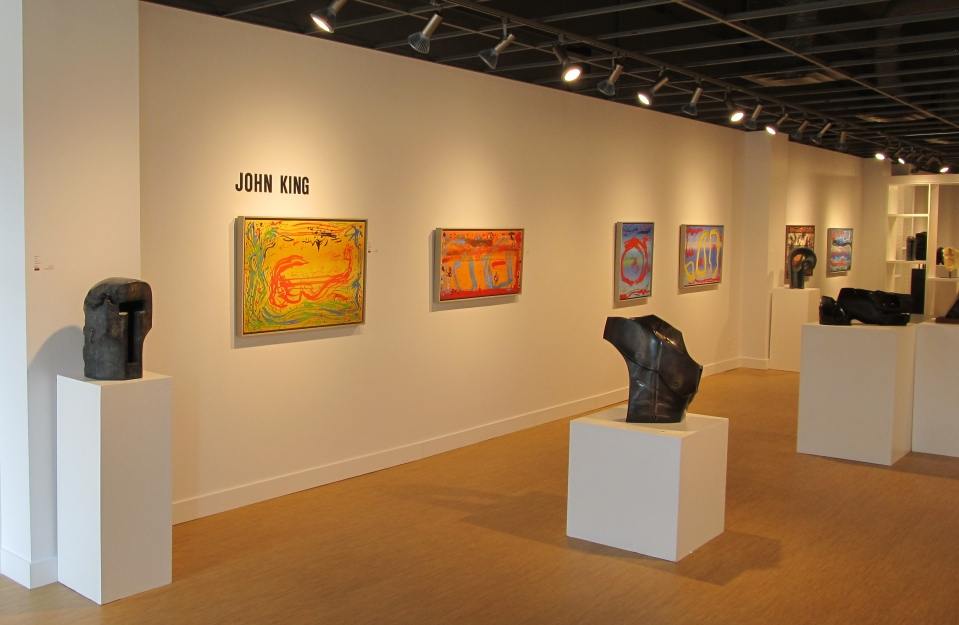2013, Exhibition at Bugera Matheson Gallery