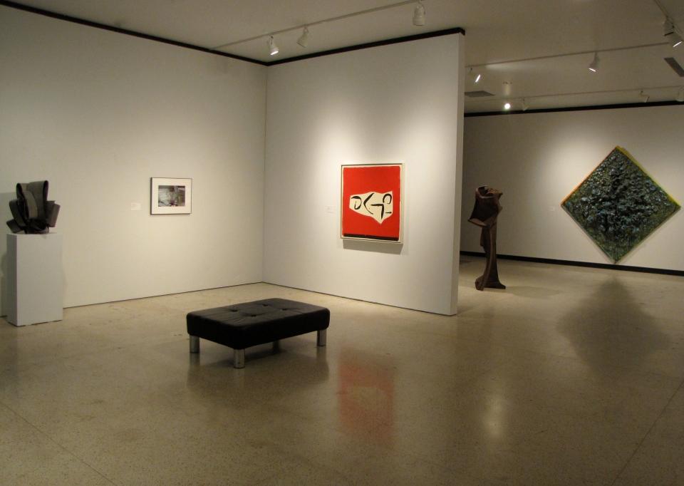2011, Exhibition of ECAS